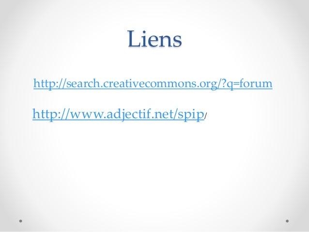 Cas de ALSIC : Droits de propriété intellectuelle L'ensemble de ce site relève de la législation française et internationa...