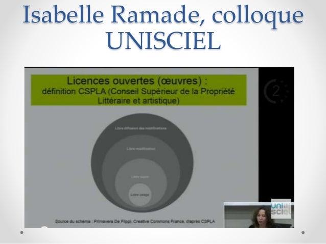 Les Resources éducatives libres Slide 3