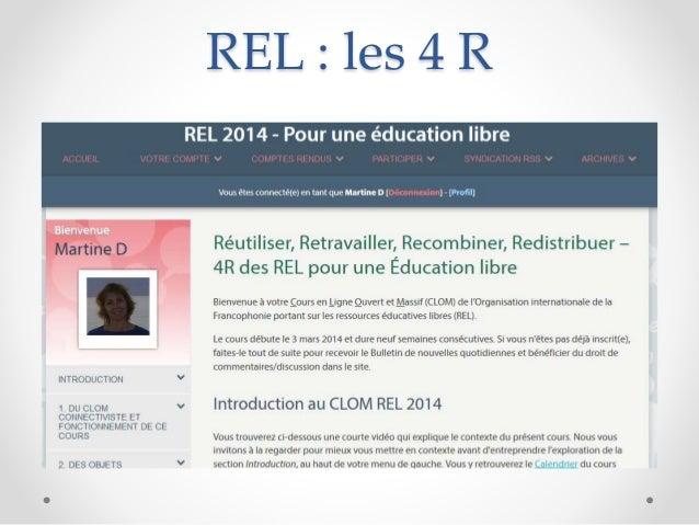 REL : les 4 R