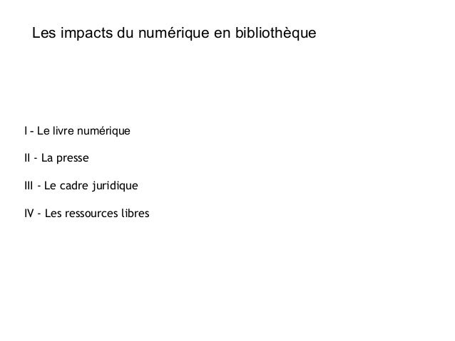Les ressources libres en bibliothèques Saison 7 - Episode 3 - juillet 2014 Slide 2