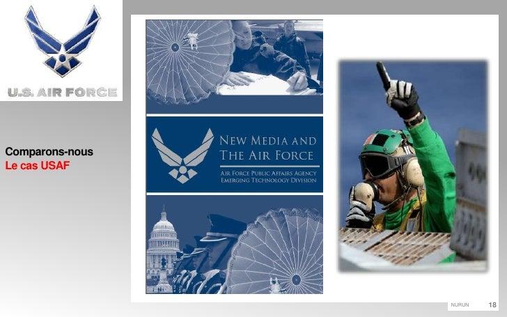 Comparons-nousLe cas USAF<br />