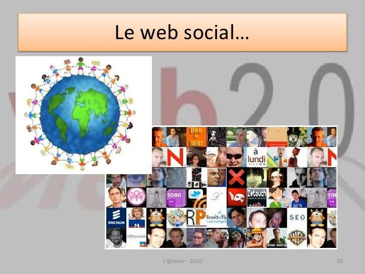 Les limites humaines</li></ul>6. Savoir gérer son identité<br /><ul><li>Limites et risques du réseau social</li></ul>7. Co...