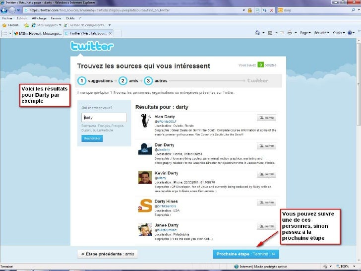 Petit tour d'horizon <br />Les réseaux sociaux Professionnels :<br />LinkedIn, Viadeo, Xingou encore 6nergies. <br />L'int...