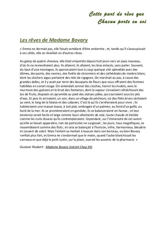 madame bovary summary