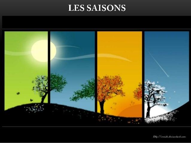 (The seasons)