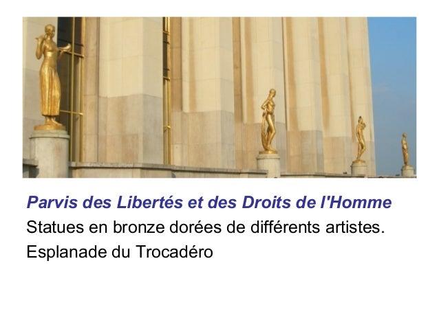 Les Sculptures Contemporaines De Paris2