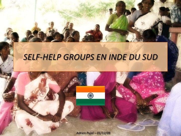 Les Self Help Groups Indiens   PréSentation