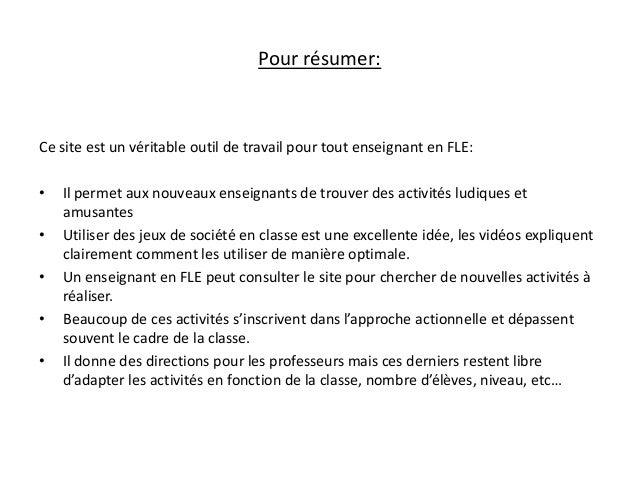 Le contenu du site  Découvrir le français - Le Dictionnaire : Il s'agit d'un dictionnaire multifonctions (traduction, def...