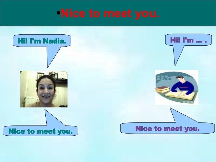 English for Beginners - Lesson 1 Slide 3