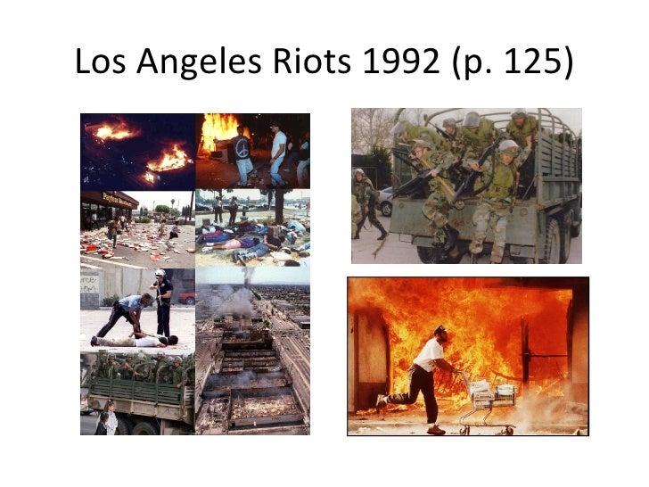 Los Angeles Riots 1992 (p. 125)