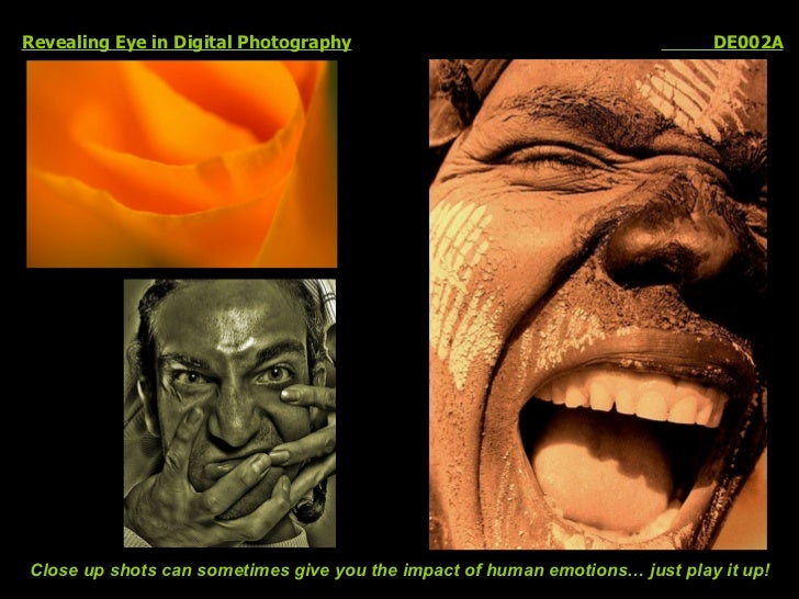 Revealing Eye in Digital Photography   DE002A Close up shots can sometimes give you the impact of human emotions… just pla...