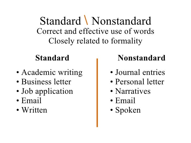an overview of the slang use in the english language Overview registration and payment  for the writing i requirement, students  must complete english composition 3, which is offered every term, with a grade  of c  no honors (hnrs) courses may be used to satisfy the writing i  requirement.