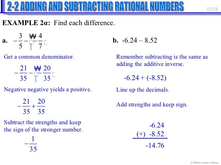 adding and subtracting rational numbers worksheet by the clever clover - Adding And Subtracting Rational Numbers Worksheet