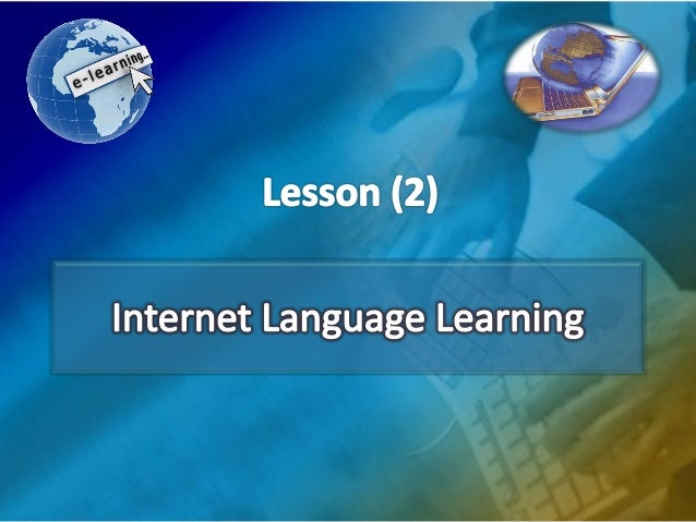 Objectives: in this section, you will .... 1. Define some internet-related terms . 2. Describe the history of the internet...