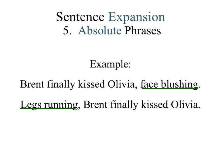 Lesson 4 Sentence Combining