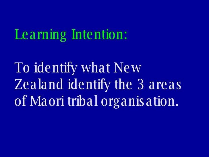 Lesson 5 - Maori culture Slide 2