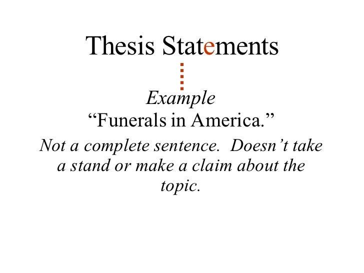 argumentative thesis statement on religion