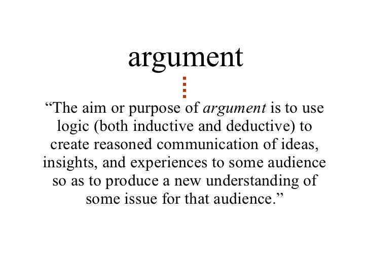 Major prizes Thesis Of An Argument since