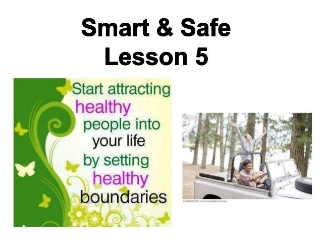 1. Learn strategies for   proactive behaviors   regarding personal   safety.2. Understand the need   for developing a safe...