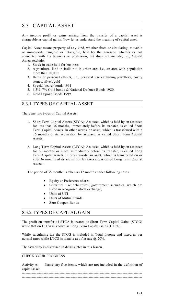 lesson 8 capital-gains