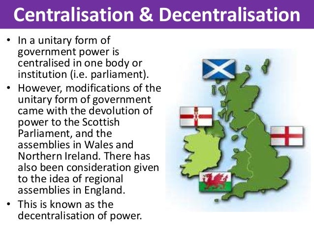 UK Government Constitution Lesson: Democracy and Sovereignty