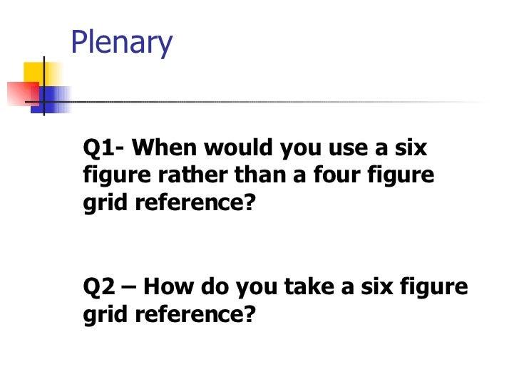 Lesson Seven How Do Six Figure