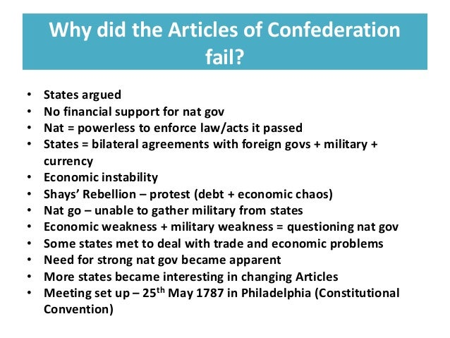 Articles of Confederation: Strengths & Weaknesses - Video ...