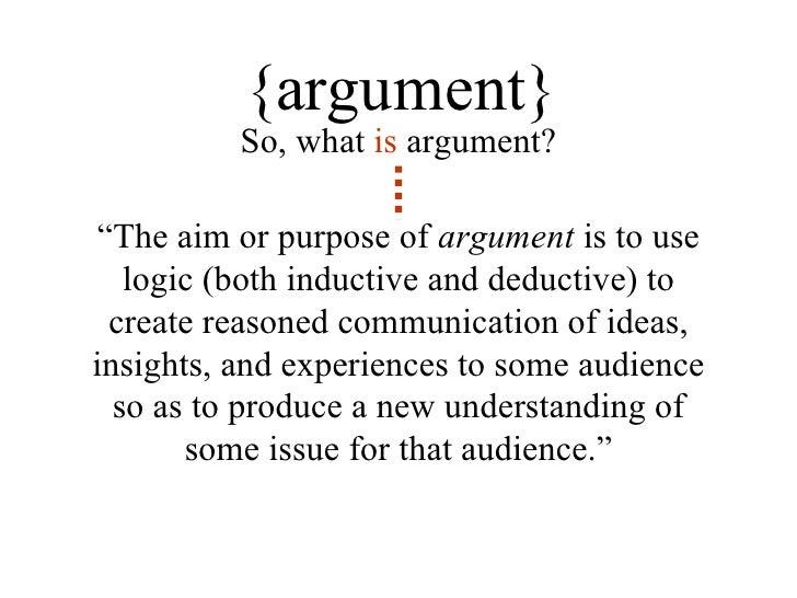 argumentation-persuasion essay outline