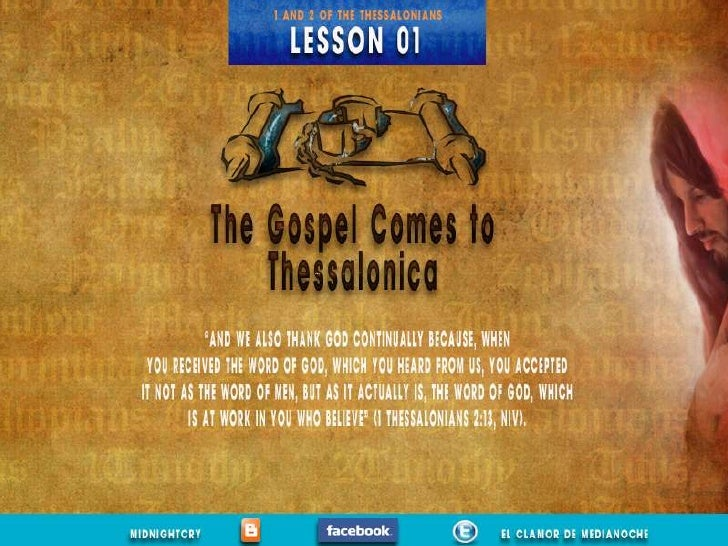 LESSON 01                                                        Sabbath Afternoon    The young pastor sat outside with a ...