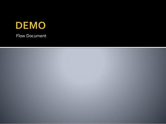 Lesson 08 Documents and Printings in WPF