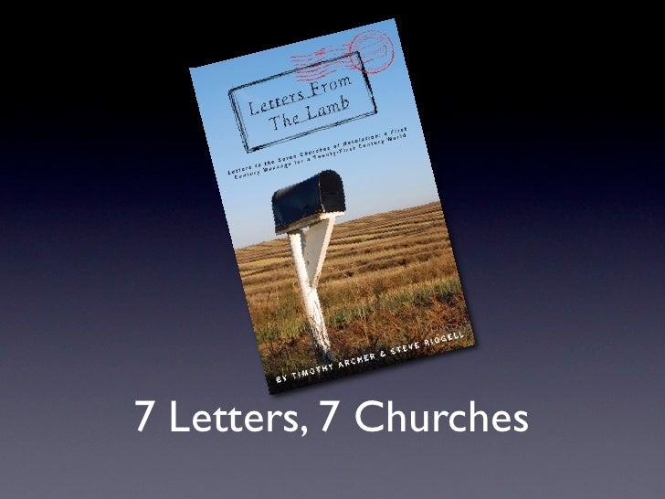 © 2009, www.lettersfromthelamb.com Philadelphia