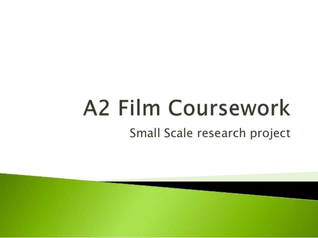 Small Scale research project