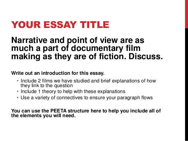 lesson academic essay writing 8 your essay