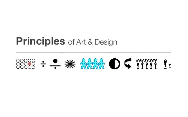 Lesson 1 Elements Principles Of Design And Art