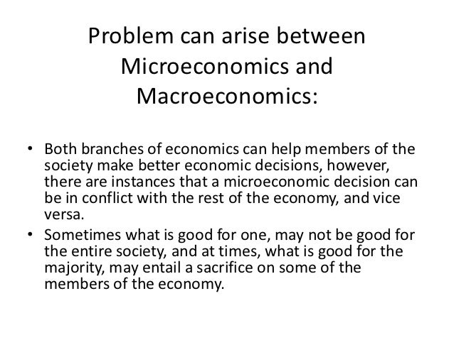 1 it is a study of economy as a whole a macroeconomics b microeconomics c recession d inflation The study of the economy as a whole, and the variables that control the   macroeconomics treats the components of the economy as one unit, as one  aggregate,  the forces of economic growth, why and when recession or inflation  occur, and  (b) total, that is, short of the 26-week unemployment compensation,  and (c) and.