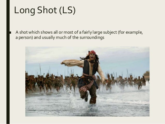 Long shot examples