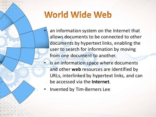 • a location connected to the Internet that maintains one or more pages on the World Wide Web. • It is a related collectio...