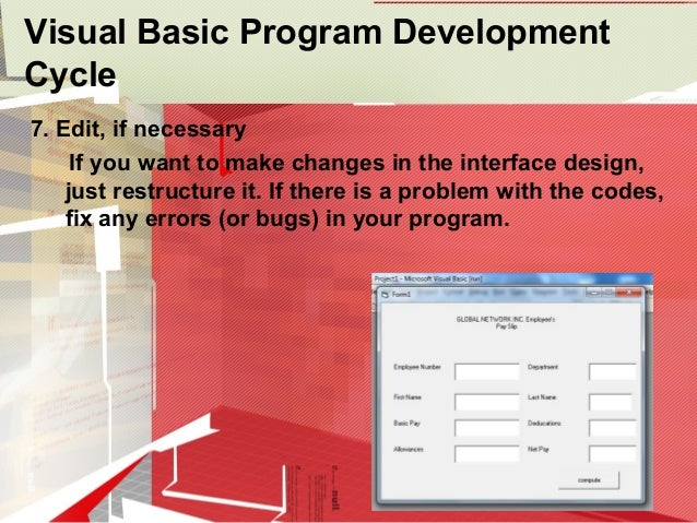 lesson plan visual basic Only 50¢/minute after—save even more with larger plans ~  students love us  96% of reviewed vb (visual basic) programming lessons got a positive review.