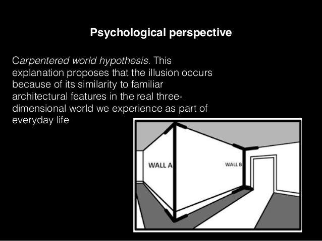 Lesson 1 Visual Illusion