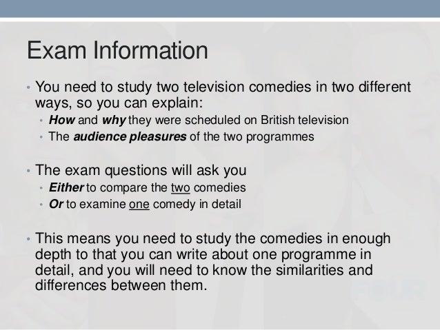 how to write a comedy sitcom