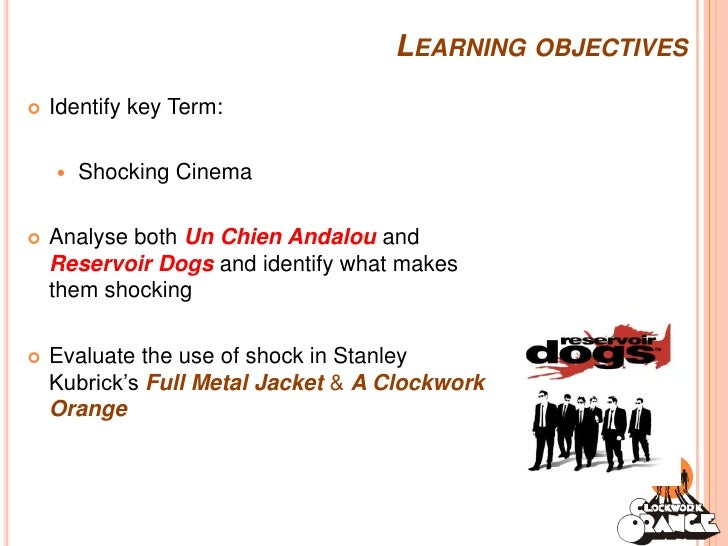 Spec & Resp - Lesson 10 shocking cinema Slide 3