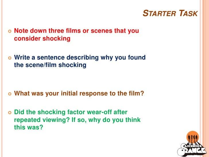Lesson 10 shocking cinema2 Slide 2