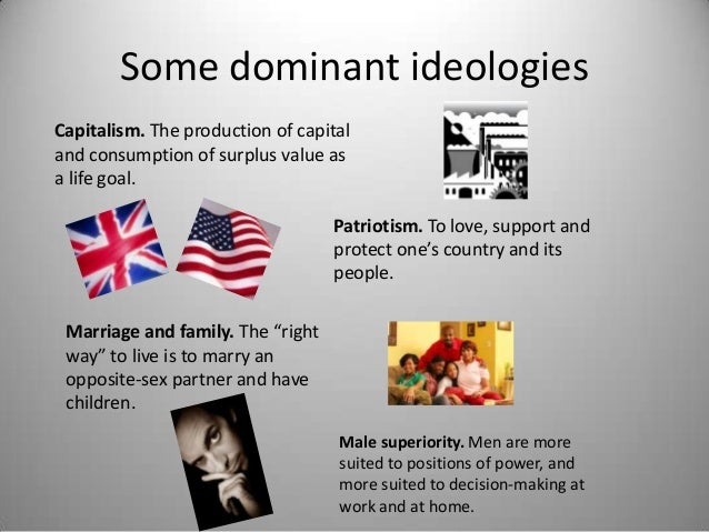 the reinforcement of hegemonic ideologies Ideological hegemony arises in a situation where a particular ideology is pervasively ideological hegemony and the indo-us the hegemonic process is.