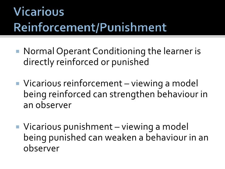 vicarious and operant conditioning Attention blocking conceptual behavior conditioned reinforcer conditioned response conditioned stimulus discrete trial discriminated operant discrimination discriminative stimulus eliciting stimulus emotional stimulus extinction free operant functional operant functional stimulus generalization.