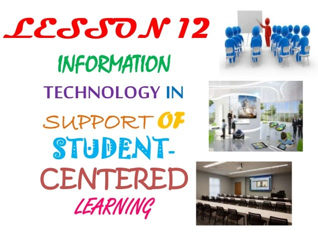 student centered learning essay Student-centered learning, also known as learner-centered education, broadly encompasses methods of teaching that shift the focus of.