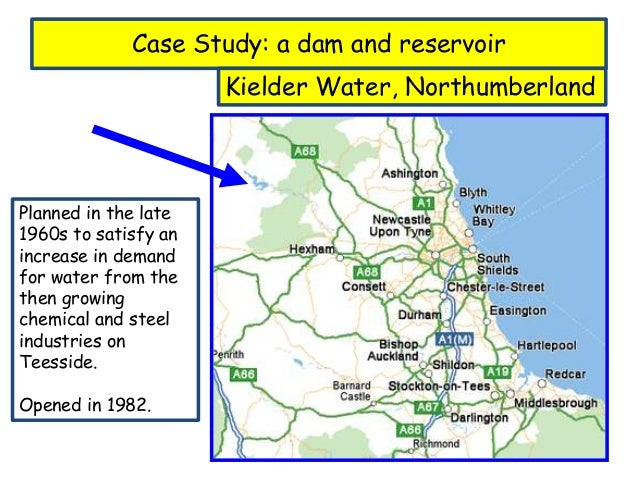 case study kielder water