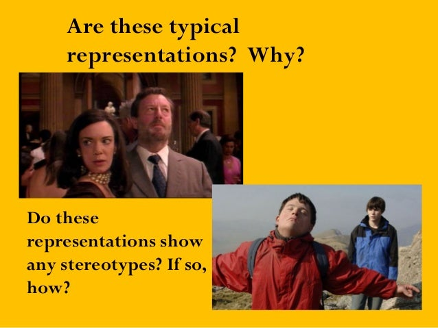 Common Portrayals of Persons with Disabilities