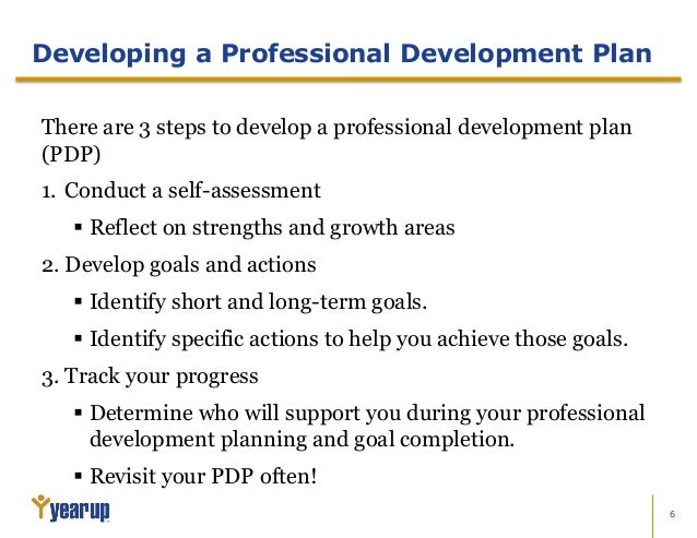 Lesson 14 Identifying Professional Development Opportunities