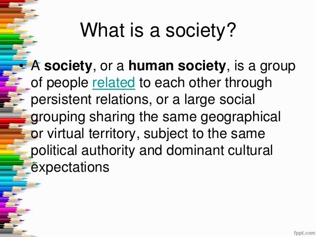 Social Intelligence - Social Studies