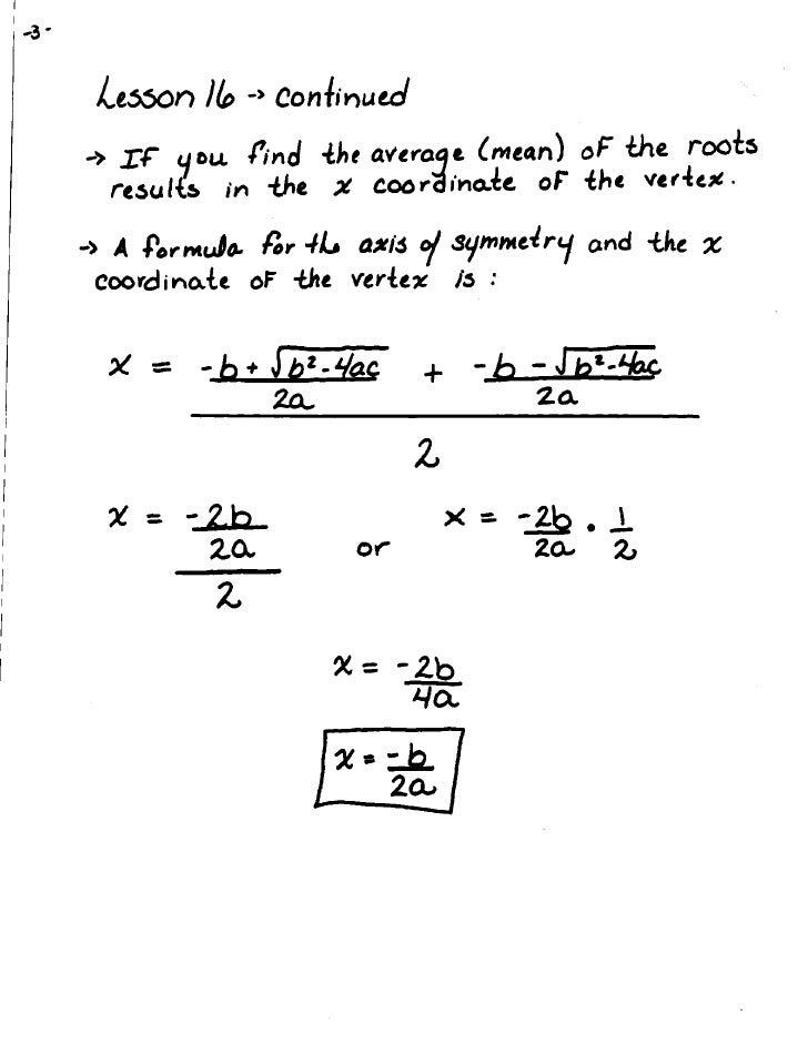 Lesson 16 part 2